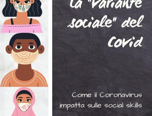 LA VARIANTE SOCIALE DEL COVID
